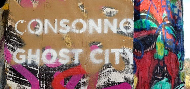 consonno paese fantasma minareto vojagon minareto brianza writers street art ghost town