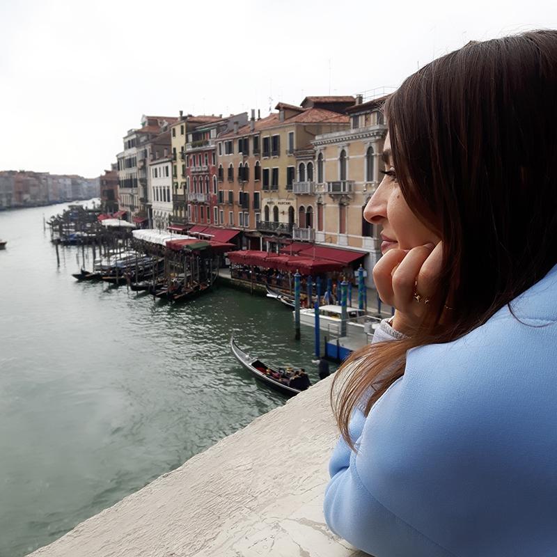 Vojagon venezia canal grande rialto