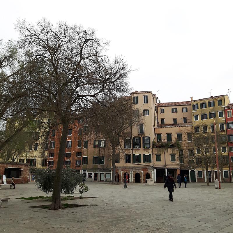 Vojagon venezia ghetto ebraico