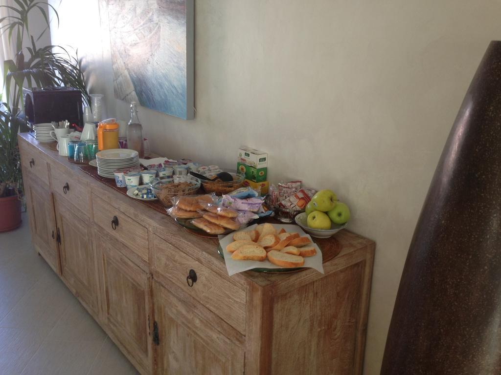 La Casa di Pier sala colazione sala comune living room
