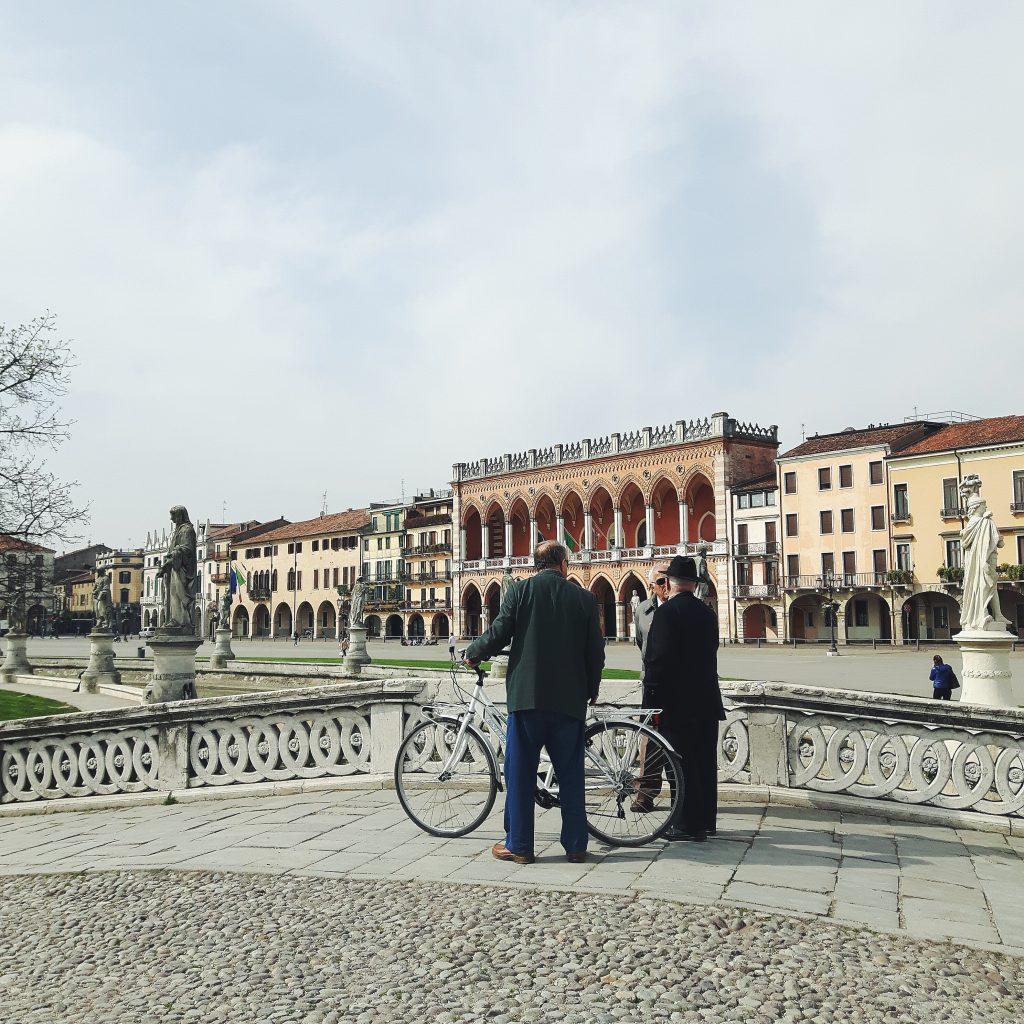 Vojagon 2 giorni a Padova prato della valle