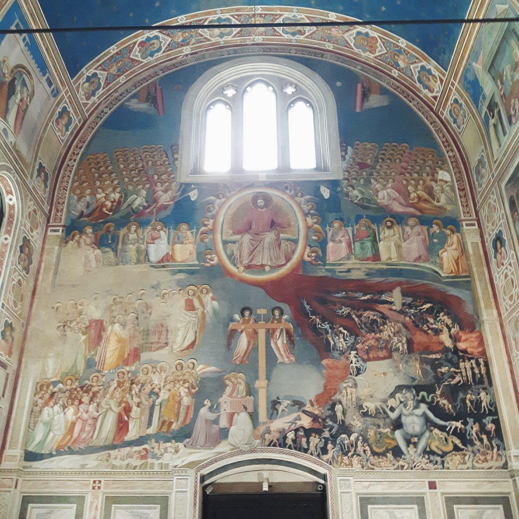 Vojagon 2 giorni a Padova scrovegni
