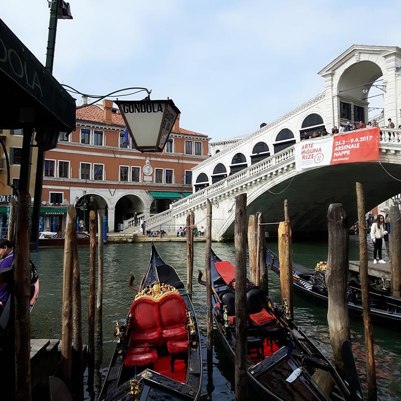 Vojagon venezia rialto canal grande