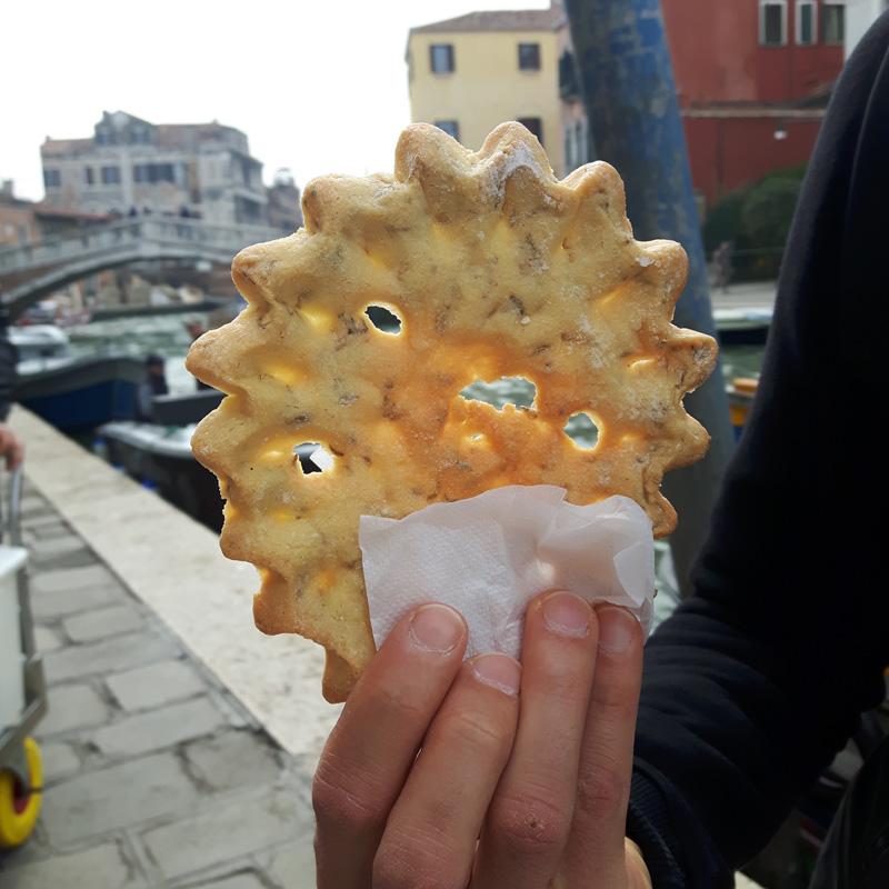 Vojagon mangiare a venezia dolci ebraici azzime dolci
