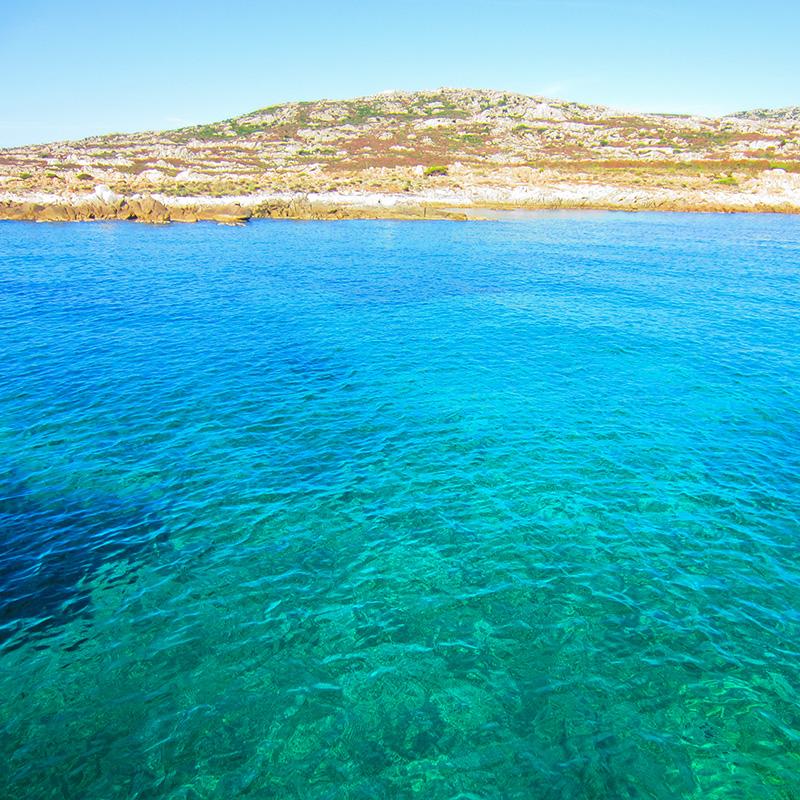 migliori spiagge di stintino asinara la pelosa sardegna mare sardinia