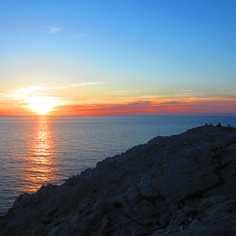 stintino capo falcone vojagon tramonto asinara la pelosa alghero sardegna