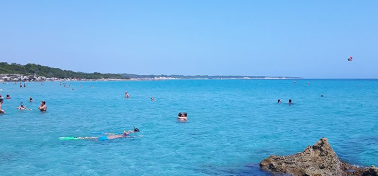 vojagon baia dei turchi costa adriatica salentina
