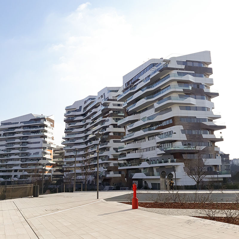 milano skyline tour vojagon citylife residenze hadid italia italy milan