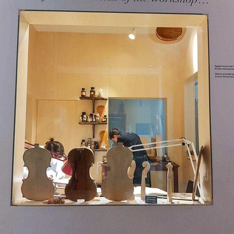 museo del violino cremona vojagon italia italy friends of stradivari amati guarneri