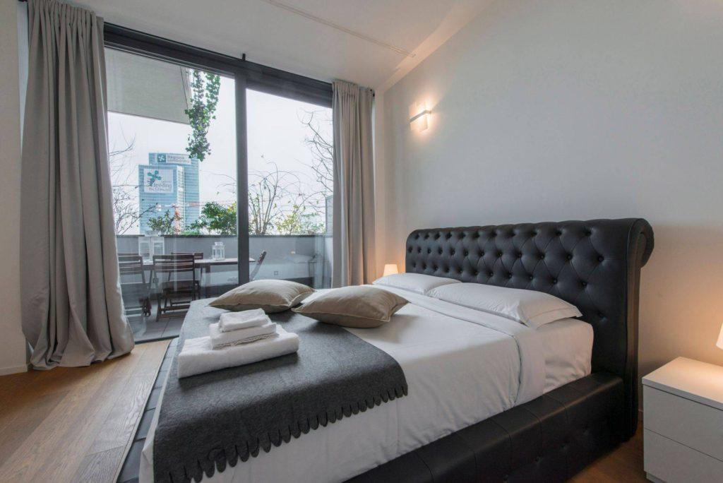 bosco verticale suite - dove dormire a milano - vojagon