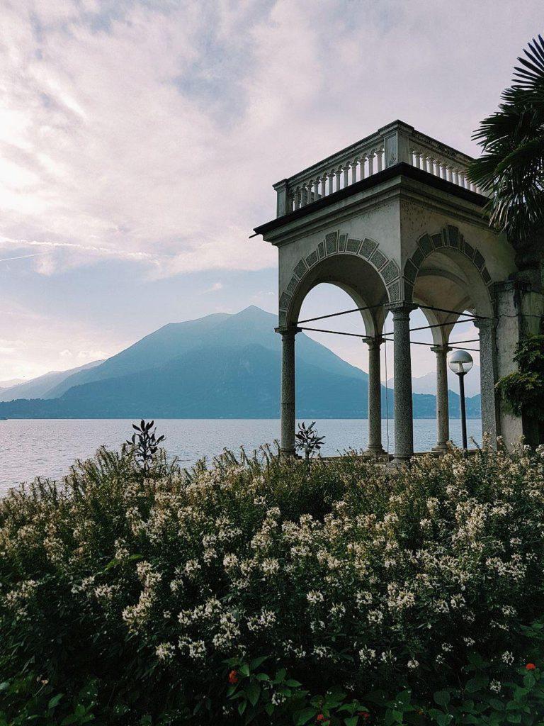 giardini villa monastero varenna italian villa vojagon