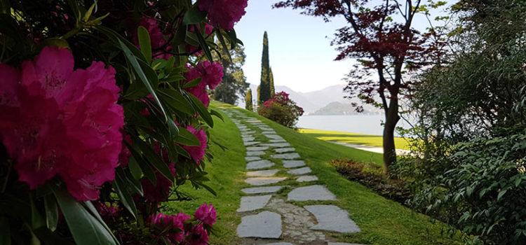 giardini di villa melzi bellagio vojagon