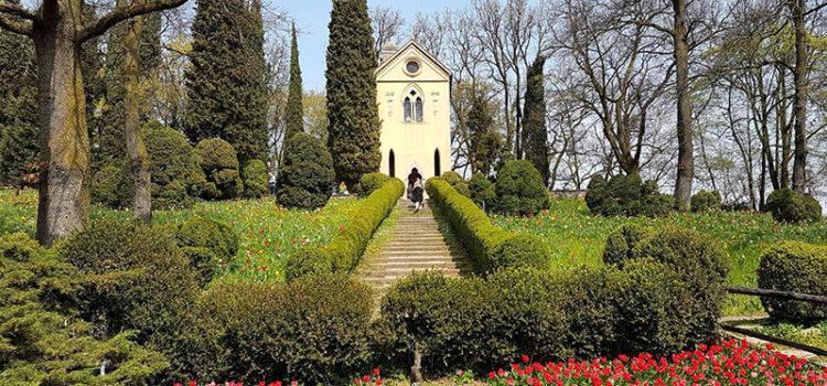 parco giardino sigurtà vojagon tulipanomania eremo