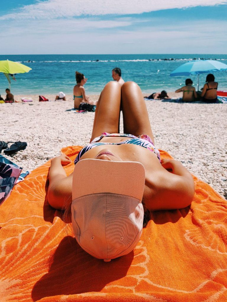 spiagge di numana migliori spiagge riviera del conero spiaggia dei frati