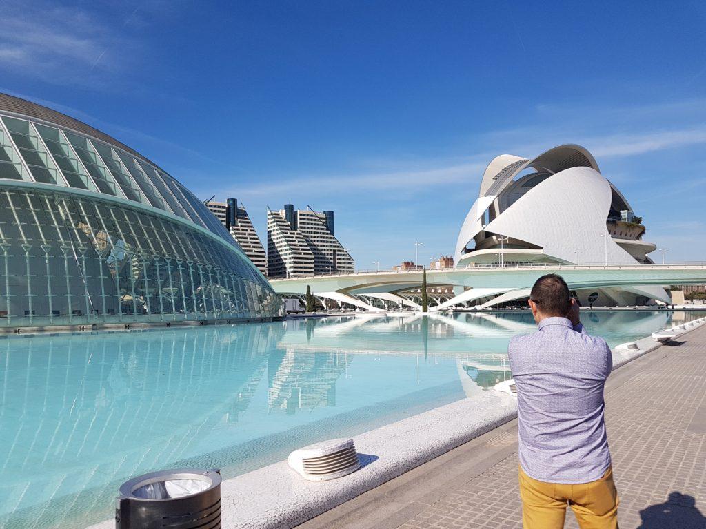 innamorarsi di valencia in 48 ore città della scienza vojagon