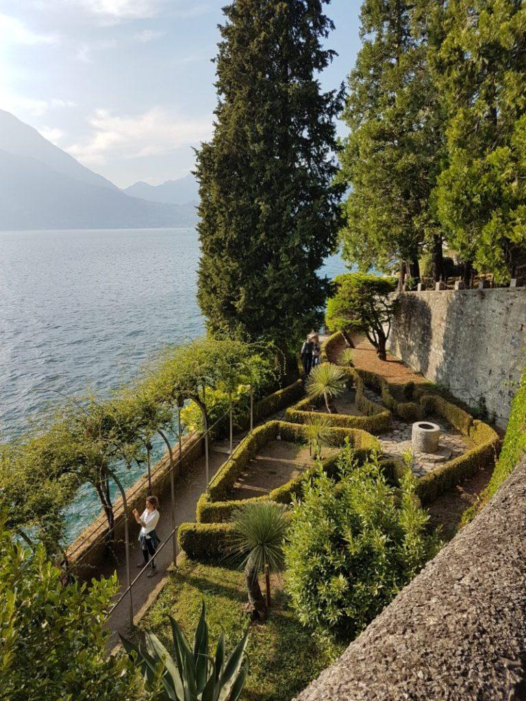 storia di villa monastero varenna vojagon giardini