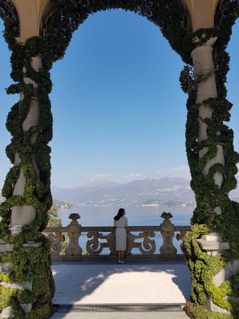 villa balbianello o villa del balbianello como lake lago di como italy vojagon
