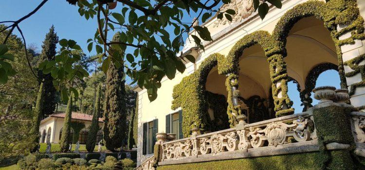 giardini di villa balbianello vojagon star wars james bond