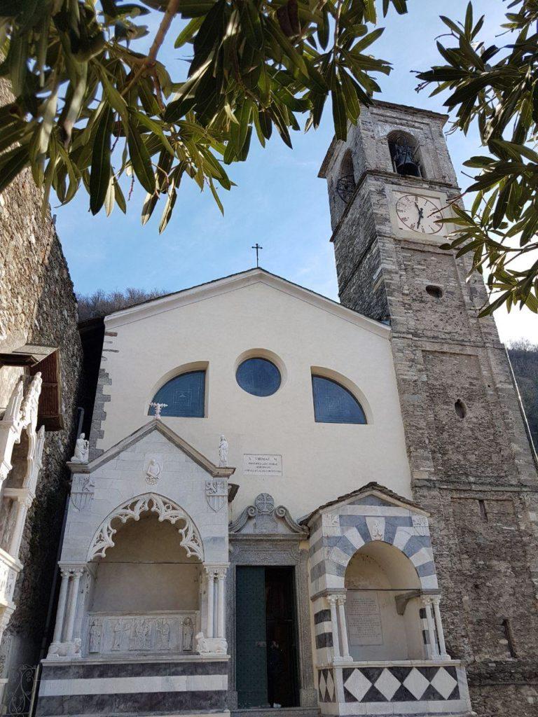 chiesa di san tomaso da canterbury corenno plinio vojagon