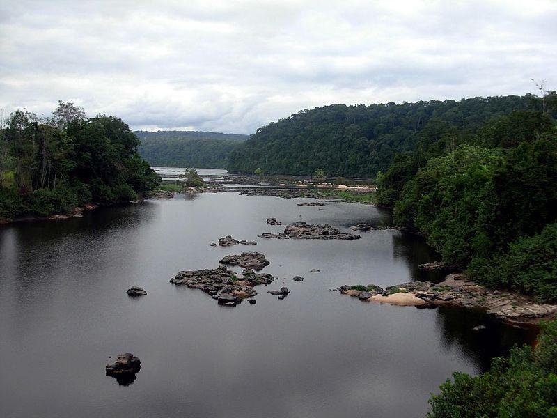 fiume ogoouè gabon
