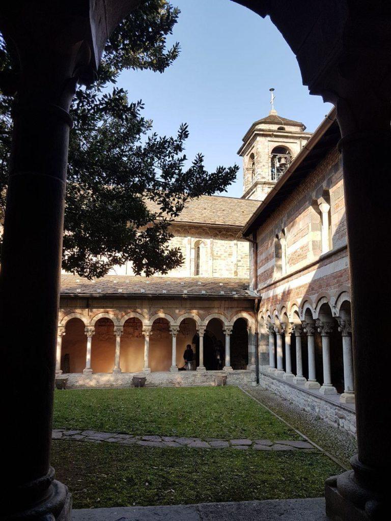 orari abbazia di piona vojagon