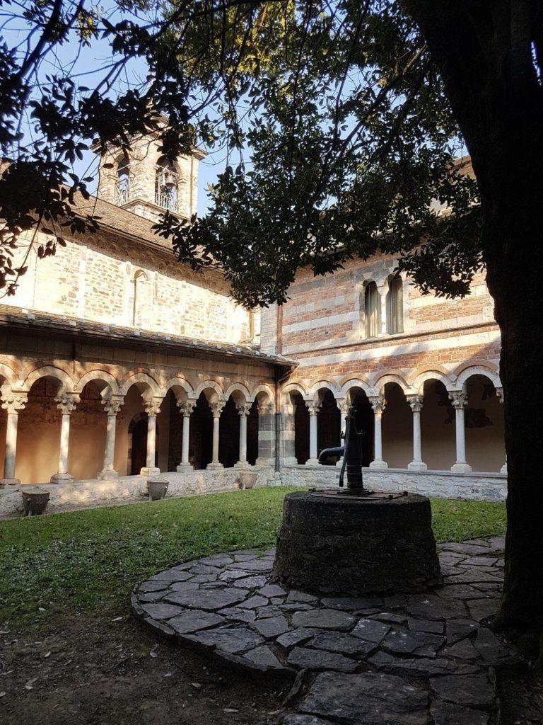 cenacolo leonardo da vinci abbazia di piona vojagon