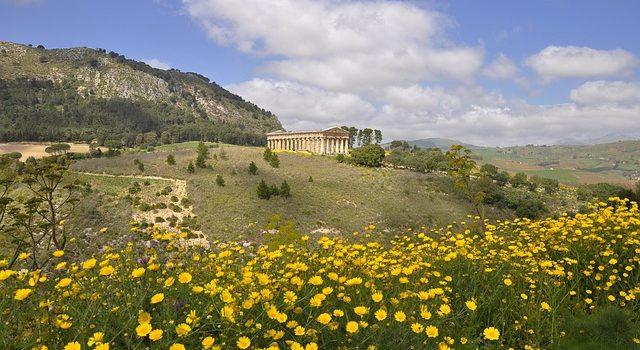 templi greci in italia dove sono