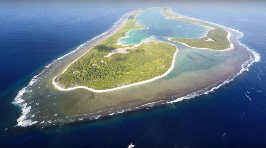 nikumaroro island amelia earhart