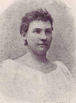 Thérèse de Chambrun moglie di Pietro savorgnan di Brazzà
