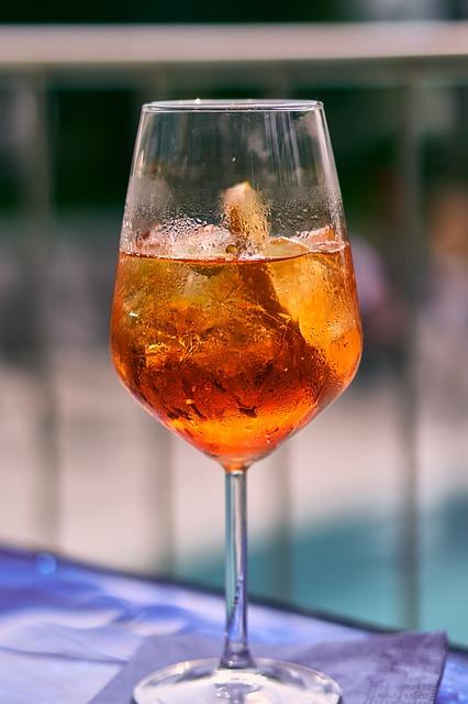 cocktails da fare a casa spritz vojagon